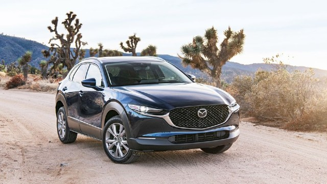 2022 Mazda CX-30 package