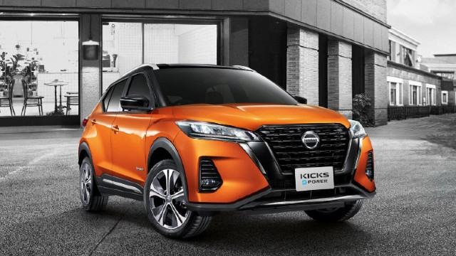 2022 Nissan Kicks Hybrid
