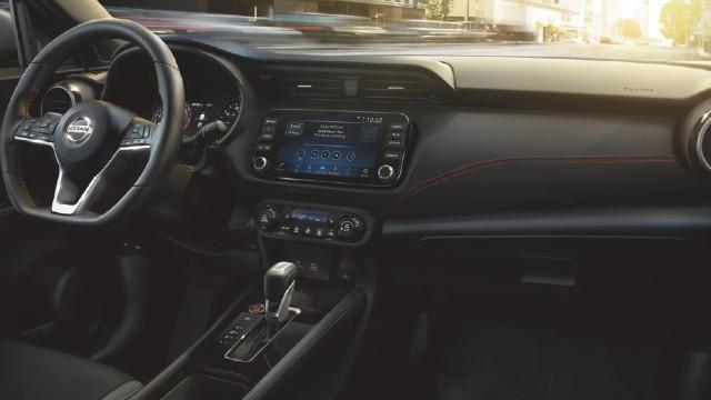 2022 Nissan Kicks Interior