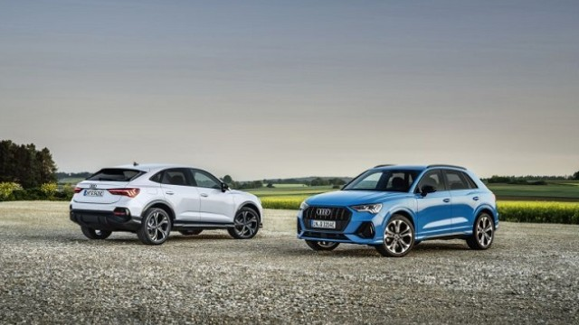 2022 Audi Q3 changes