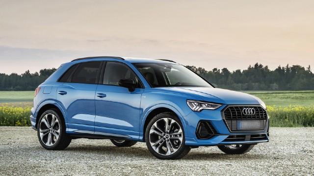 2022 Audi Q3 release date