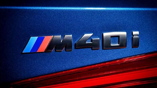 2022 BMW X3 m40i