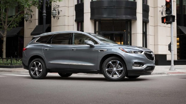 2022 Buick Enclave refresh