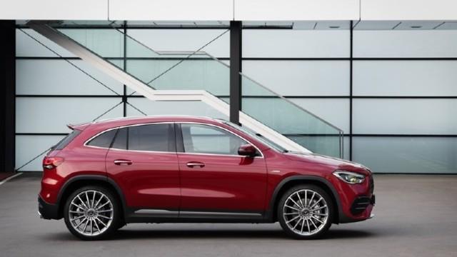 2022 Mercedes-Benz GLA 250 SUV