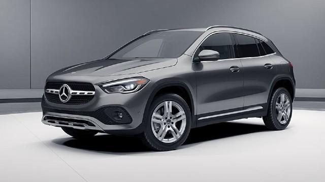 2022 Mercedes-Benz GLA facelift