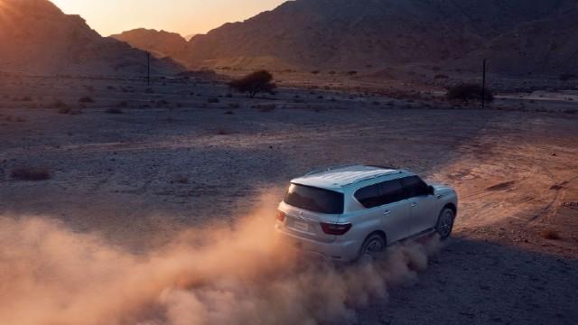 2022 Nissan Patrol diesel