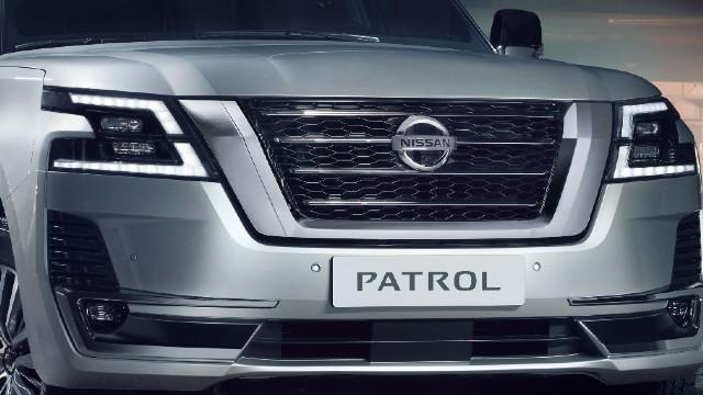 2022 Nissan Patrol redesign