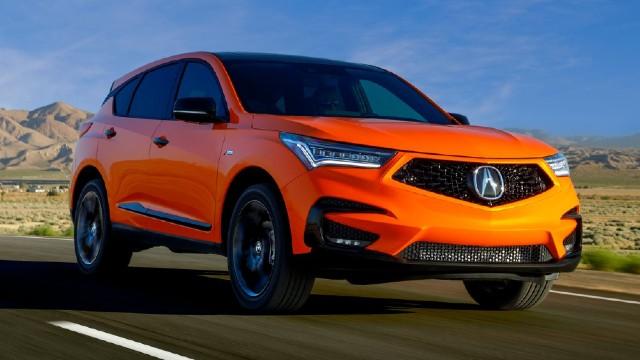 2022 Acura RDX price