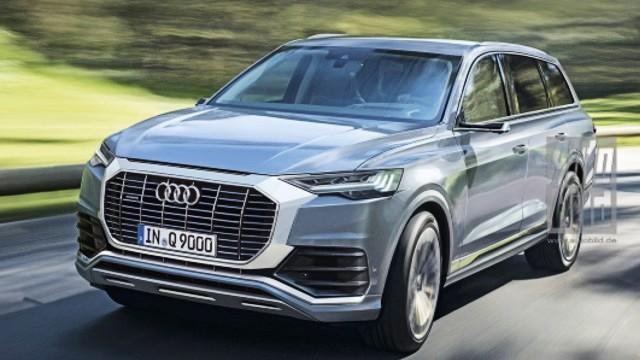 2022 Audi Q9 design