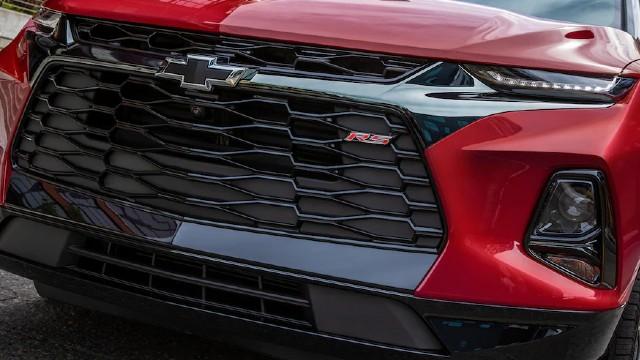 2022 Chevy Blazer RS