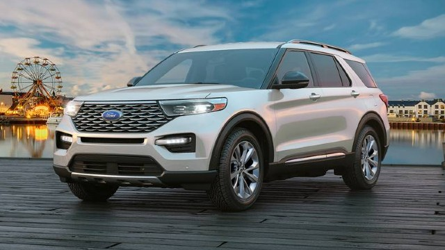 2022 Ford Explorer Release Date