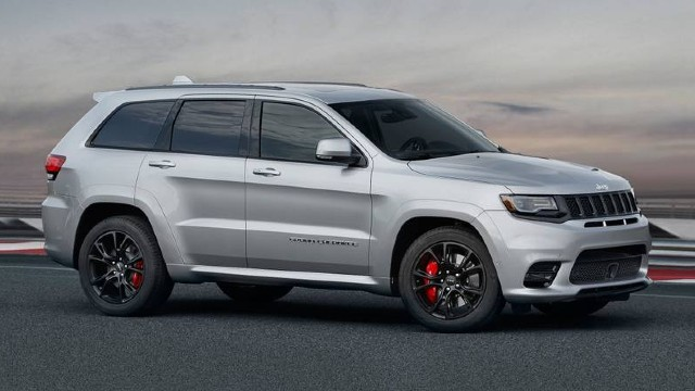 2022 Jeep Grand Cherokee SRT release date