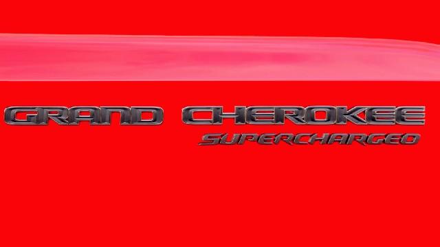 2022 Jeep Grand Cherokee Trackhawk 4x4