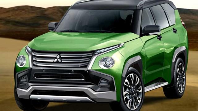 2022 Mitsubishi Pajero price