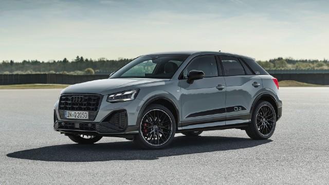 2022 Audi Q2 Black Edition