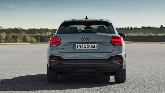 2022 Audi Q2 restyling