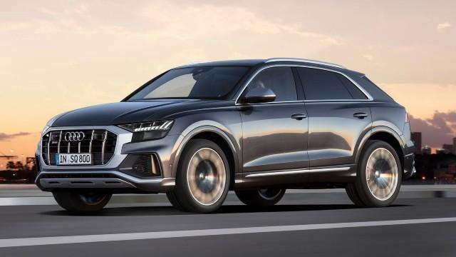2022 Audi Q8 SQ8