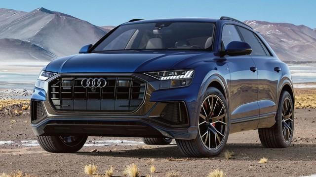 2022 Audi Q8 changes