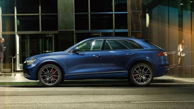 2022 Audi Q8 price