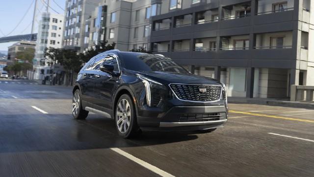 2022 Cadillac XT4 price