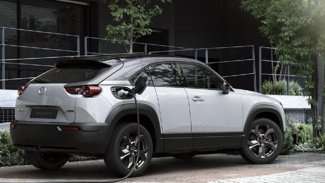 2022 Mazda MX-30 specs