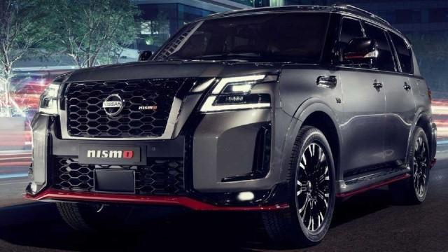 2022 Nissan Patrol Nismo price