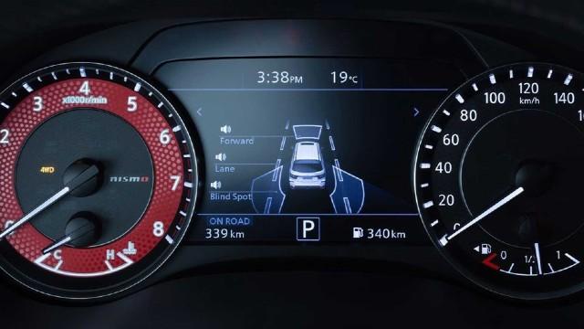 2022 Nissan Patrol Nismo specs