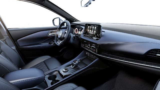 2022 Nissan Rogue Sport interior