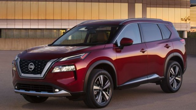 2022 Nissan Rogue Sport price