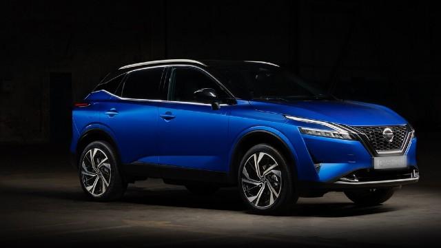 2022 Nissan Rogue Sport redesign
