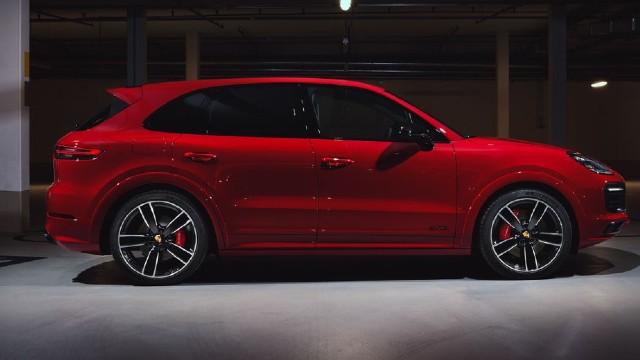 2022 Porsche Cayenne price