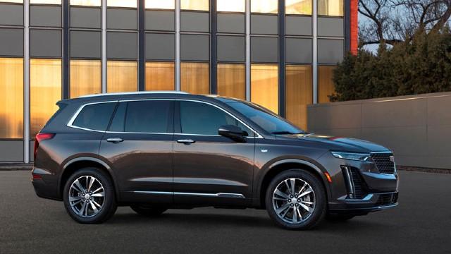 2022 Cadillac XT6 Colors