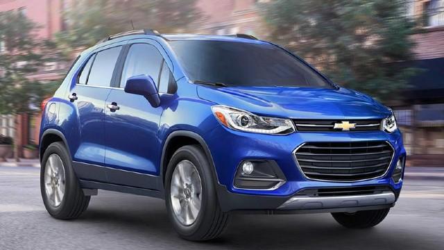 2022 Chevrolet Trax colors