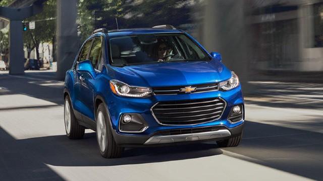 2022 Chevrolet Trax price