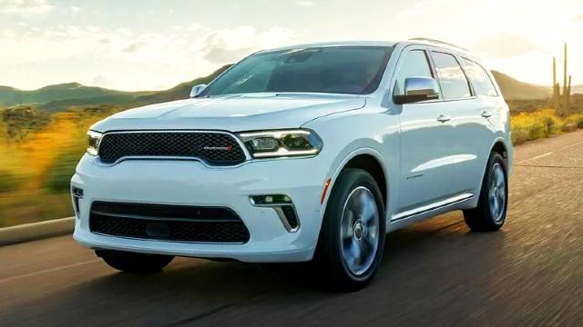 2022 Dodge Durango Release Date