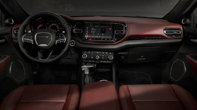 2022 Dodge Durango interior