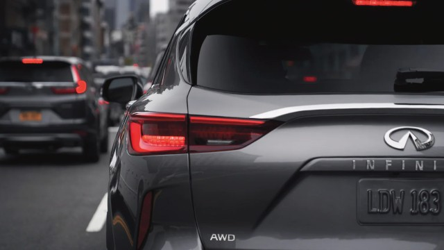 2022 Infiniti QX50 luxe