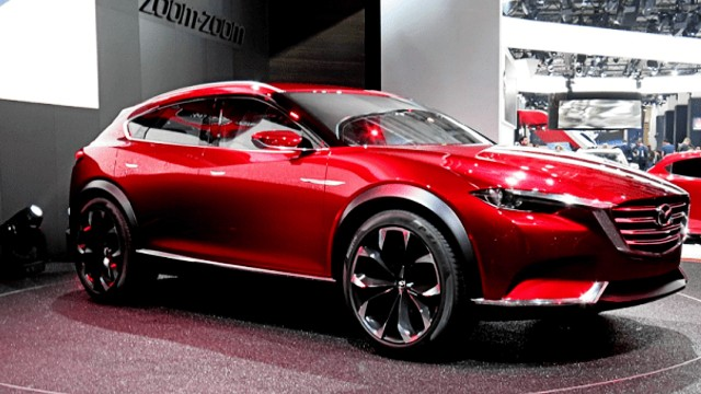 2022 Mazda CX-7 design