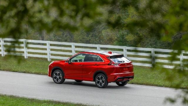 2022 Mitsubishi Eclipse Cross price
