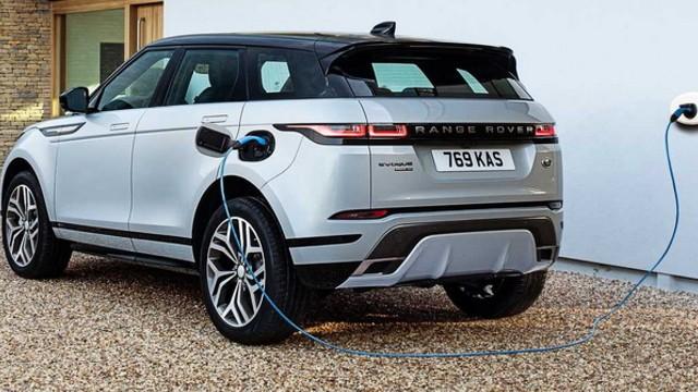2022 Range Rover Evoque phev