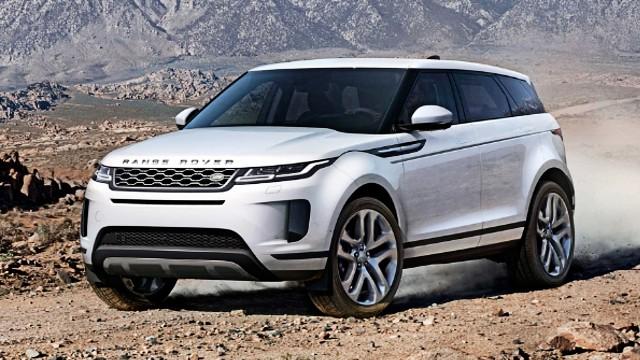 2022 Range Rover Evoque release date