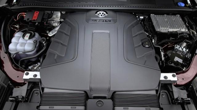 2022 Volkswagen Touareg specs