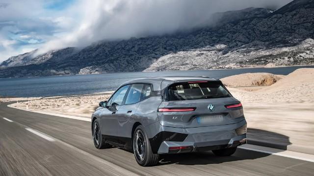 2022 BMW iX release date