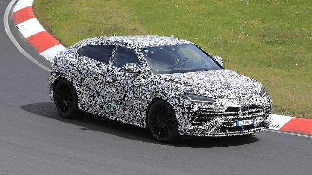 2022 Lamborghini Urus facelift