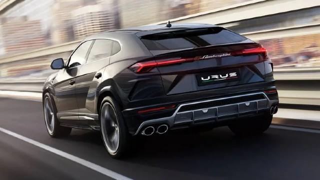 2022 Lamborghini Urus release date