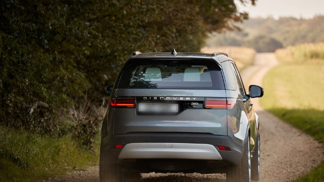 2022 Land Rover Discovery price