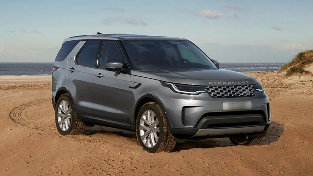 2022 Land Rover Discovery release date
