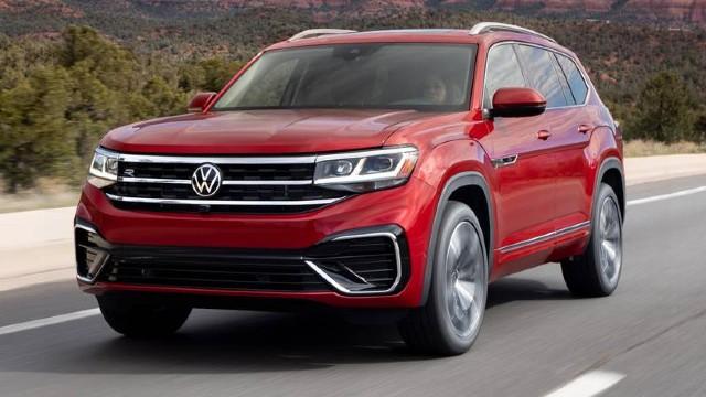 2022 VW Atlas changes