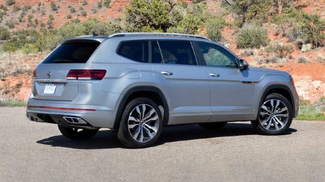 2022 VW Atlas price
