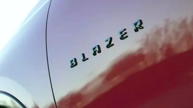 2023 Chevy Blazer release date
